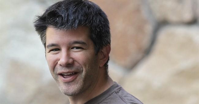 Uber CEO Kalanick resigns under investor pressure