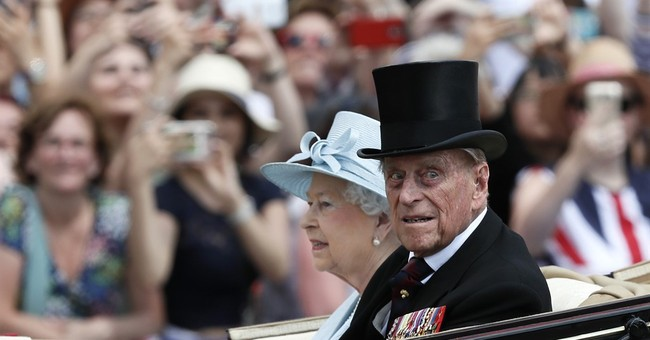 Queen's elderly husband Prince Philip in London hospital