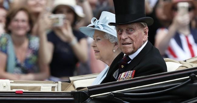 Queen's elderly husband Prince Philip in London hospital