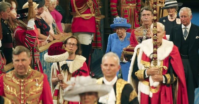 Trump UK visit absent from Queen's speech