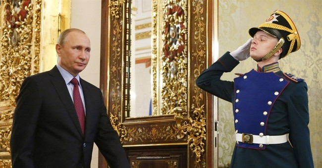 The Latest: US 'regrets' Russian decision to cancel talks