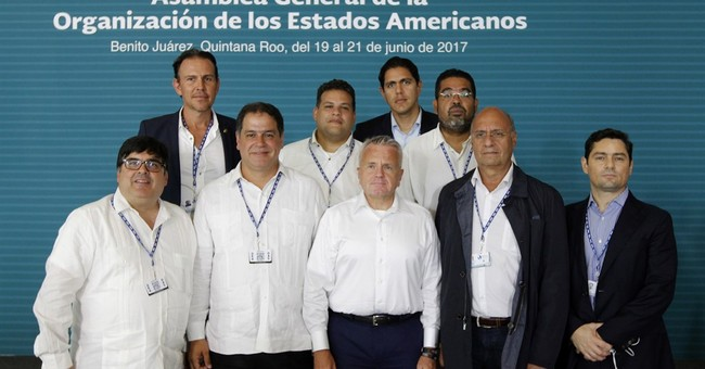 OAS struggles to create mediation group for Venezuela