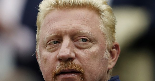 Boris Becker declared bankrupt by British court