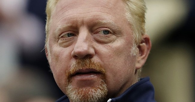 Boris Becker declared bankrupt by British court