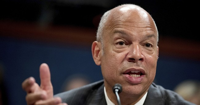 AP FACT CHECK: Trump on Jeh Johnson testimony