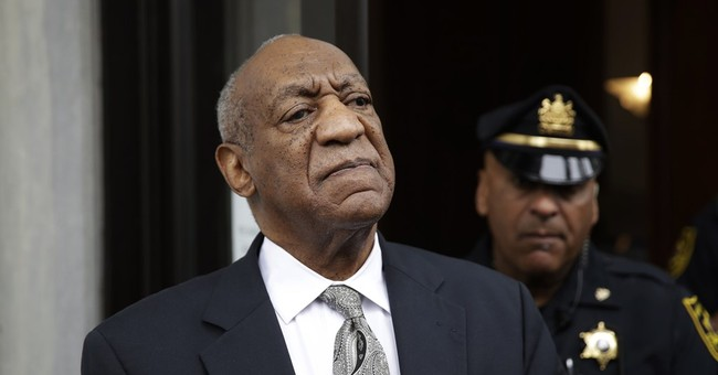 Juror: 2 holdouts blocked conviction in Bill Cosby trial