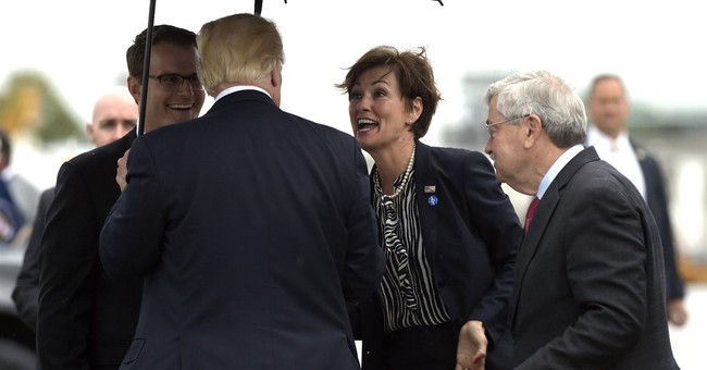 In Georgia, Handel reaches out to Democrats and thanks Trump