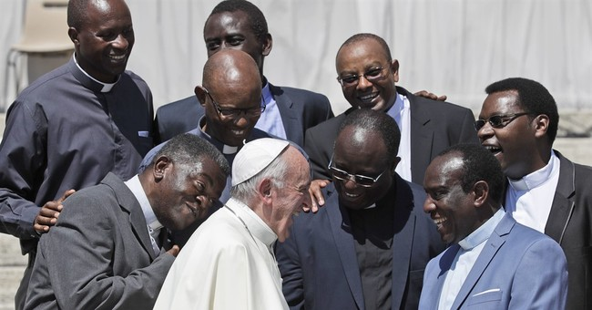 Pope backs proposed Italian law to better integrate migrants
