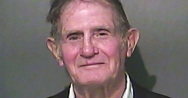Man convicted for punching officer at Elizabeth Smart event