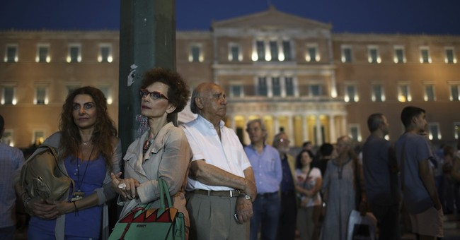 Greece's Tsipras lays out prospect of bond market return