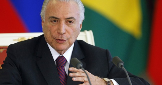 Brazil's Temer accused of diverting funds to campaigns