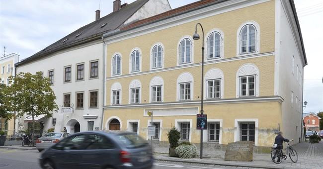 Austria: Dispute over who owns house where Hitler was born