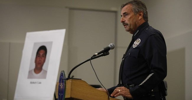 Veteran LAPD officer arrested for sex with 15-year-old cadet