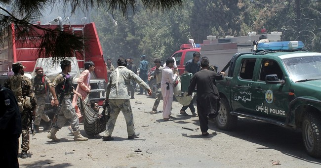 Suicide car bomb in southern Afghanistan kills at least 29