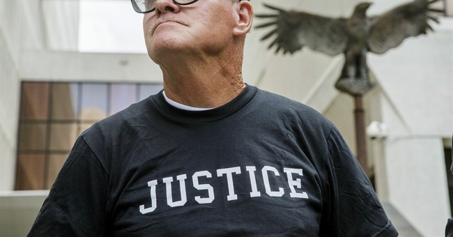 Man walks free after federal judge tosses murder conviction