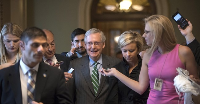 Senate GOP health bill: Tax cuts for rich