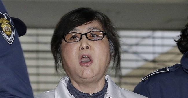 Friend of ousted S. Korean president gets 3 years in prison