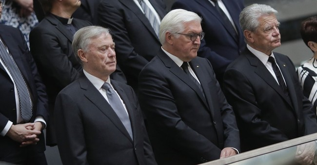 German parliament remembers former Chancellor Helmut Kohl