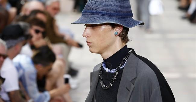Louis Vuitton channels escapism at sweltering Paris menswear