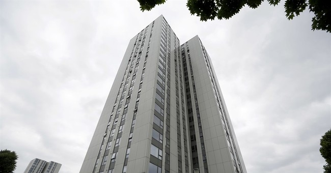 London fire: Tests show other high-rises have suspect panels