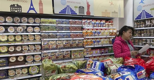 AP Newsbreak: US, EU urge China to limit food import control