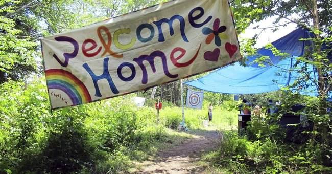 Rainbow Family members start gathering in Oregon