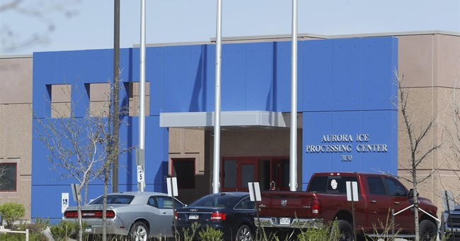 Ex-detainees: Detention center's practices border on slavery