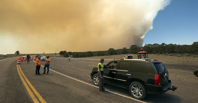 Utah evacuees watched flames draw closer, smoke get thicker