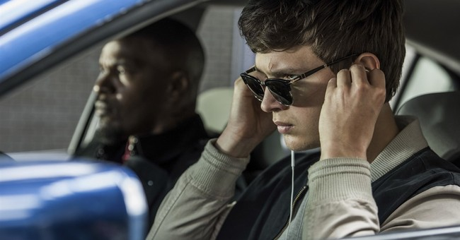 The song that begat 'Baby Driver,' a quasi-musical on wheels