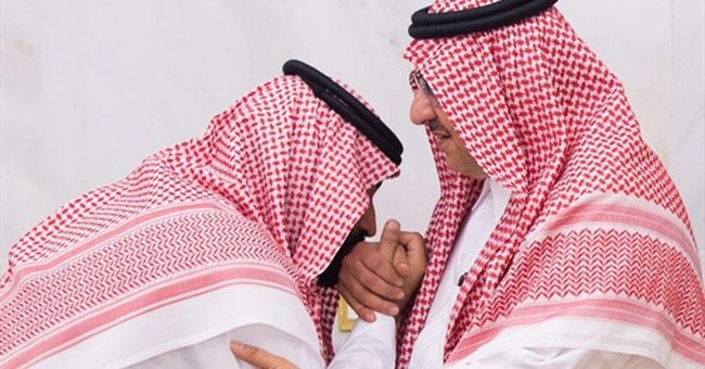 AP Analysis: Saudi shakeup, Qatar crisis show a Gulf on edge