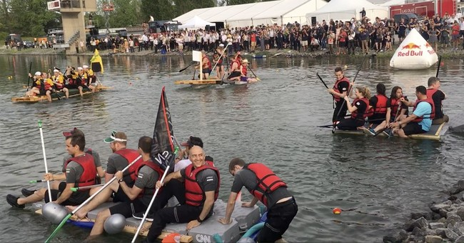 Return of 'Great Montreal Raft Race' put the fun back in F1