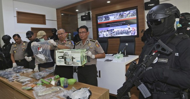 Indonesia arrests 41 suspected militants since May attack