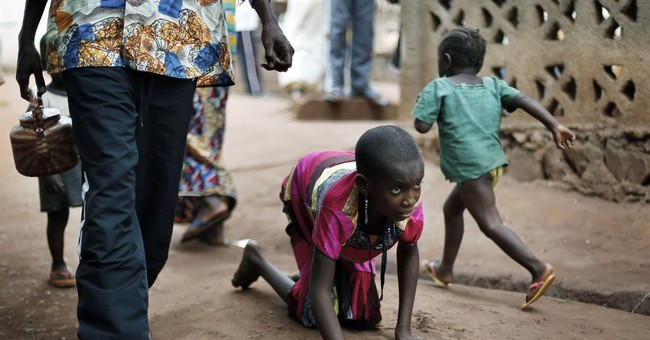 People with disabilities at risk in Central African Republic