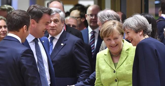 'Imagine' if Britain stays in EU? Discord at EU summit