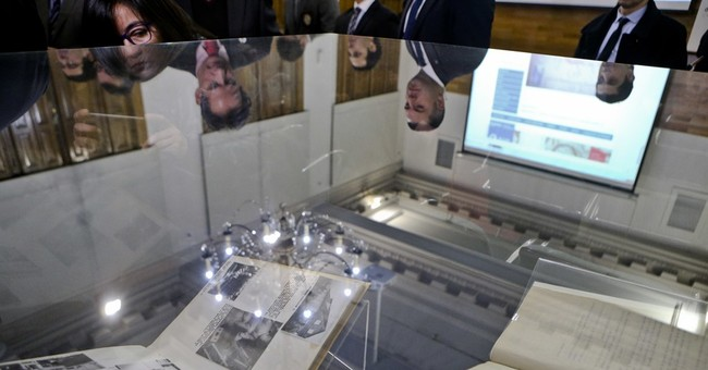 Chile police declassify World War II-era files on Nazi plots