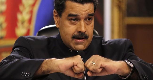 Slain Venezuela protester a son of Maduro ex-supervisor