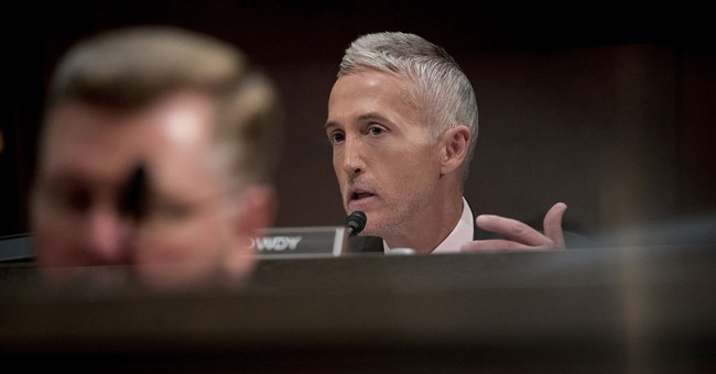 Gowdy: Oversight won't investigate Russian interference