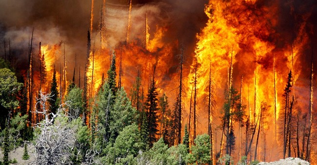 Firefighters battle intense wildfires in Utah, California