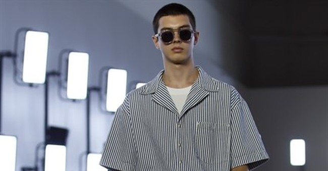 Olympic spectacle upstages menswear Fashion Week in Paris