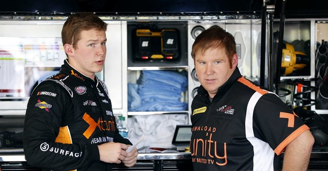 Tifft back in Iowa after missing '16 race with brain tumor