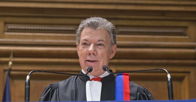 President: Colombia on verge of completing rebel disarmament