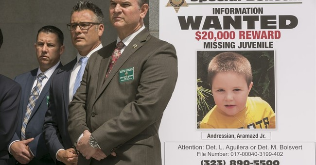 California father denies allegation he killed missing son