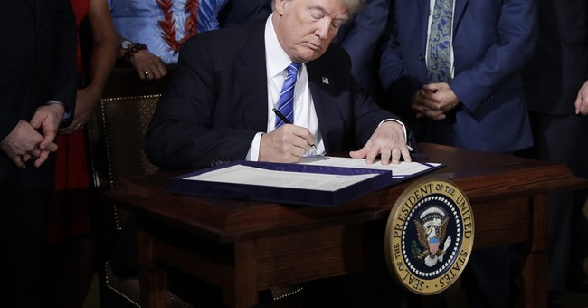 Trump signs law to make VA more accountable for vets' care