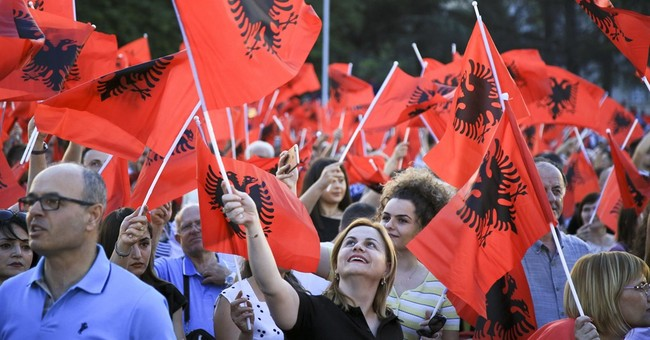 Albania heads to polls, vows end to confrontational politics