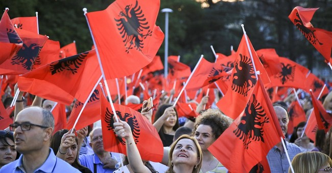 Albania heads to polls, vows end to confrontational politics