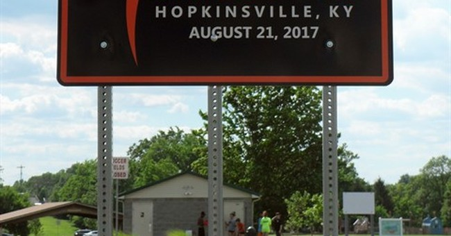 Total solar eclipse 1st in 99 years to sweep width of US