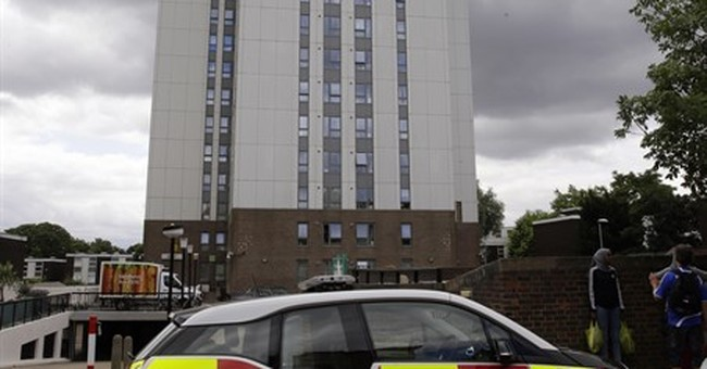 UK: All samples from high-rise towers fail fire safety tests