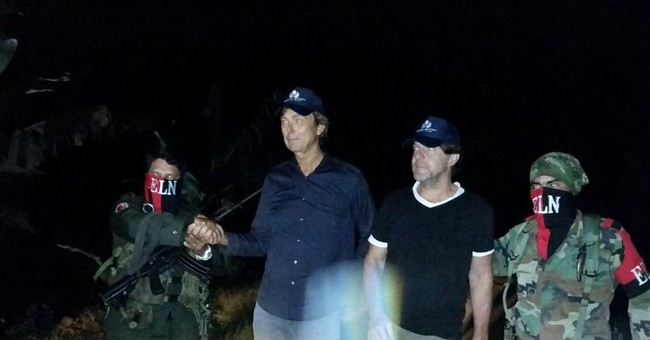 2 Dutch journalists freed unharmed by Colombian rebels