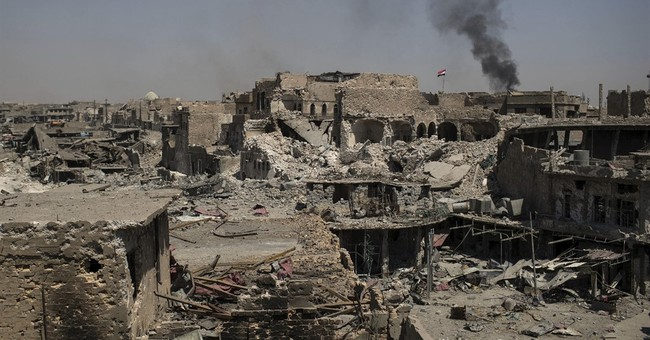 Journalist dies of wounds from blast in Iraq's Mosul