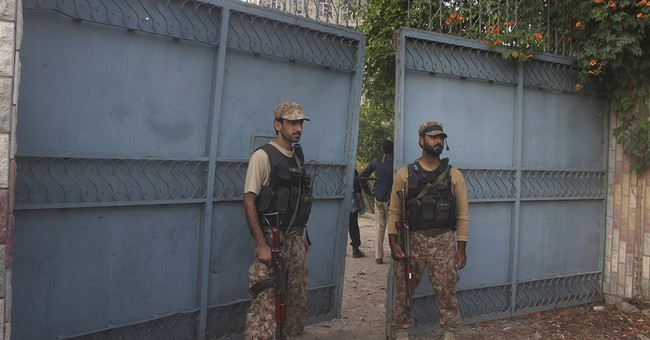 The Latest: Death toll from Pakistan attacks climbs to 85